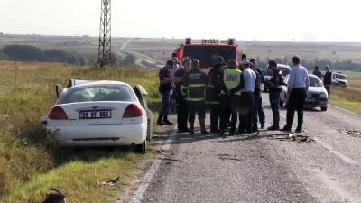 Trafik kazası: 4 ölü (2) - KIRKLARELİ