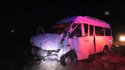 Trafik kazası: 7 yaralı - TUNCELİ