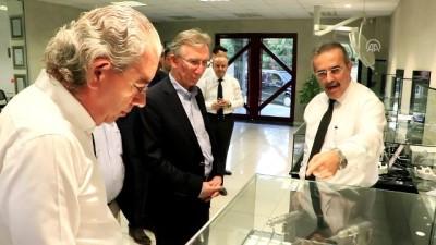 'Travmatoloji alanında yerli cerrahi alet kullanım oranı yüzde 60-70' - SAMSUN