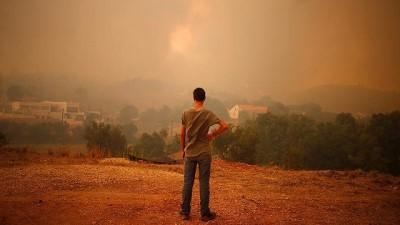 Ağustos ayında Dünya'yı vuran iklim kaynaklı doğal afetler