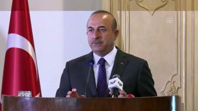 Dışişleri Bakanı Çavuşoğlu: 'Cumhurbaşkanı Erdoğan pazartesi günü Putin ile Suriye konusunda görüşecek' - İSLAMABAD