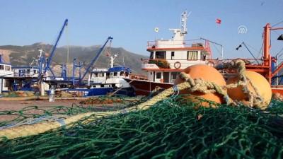 Doğu Akdeniz'de balıkçılar 'Vira bismillah' demeye hazır - HATAY