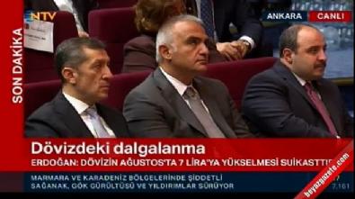 recep tayyip erdogan - Erdoğan'dan Merkez Bankası'na tepki