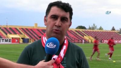 spor musabakasi - Futbol tribünlerinde bir ilk Uşak'ta başlıyor