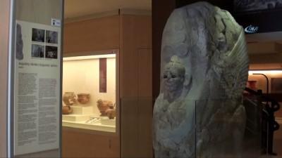 arkeolojik kazi -  Hititlerin başkentindeki Boğazköy müzesi 6 medeniyete ev sahipliği yapıyor