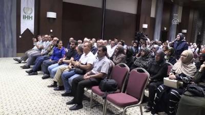 'İdlib'de yaşayan Suriyelilerin gözü kulağı Türkiye'de' - KONYA