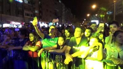 Kahramanmaraşlılar Fettah Can konseriyle coştu