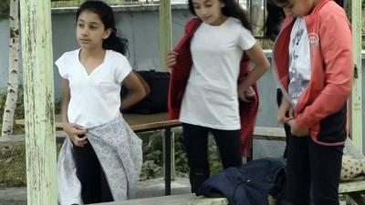 Kulüp gibi sporcu yetiştiren okul - ARDAHAN