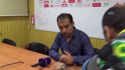 """Metin Diyadin: 'Gereksiz bir penaltı pozisyonuyla mağlup duruma düştük"""""""
