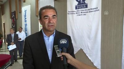 Turizmde 2019 beklentisi yüksek - POYD Yönetim Kurulu Üyesi Ali Kızıldağ - ANTALYA