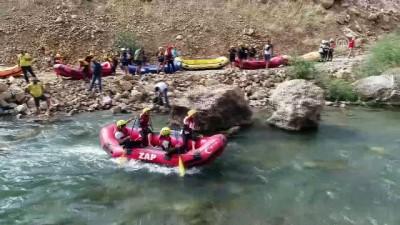 Türkiye Rafting Şampiyonası 3. ayak yarışları başladı - VAN