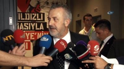 """Ahmet Ürkmezgil: """"Hakem maça tesir etti"""""""