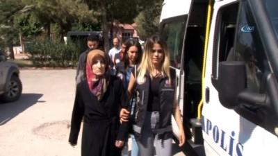 Ankara Emniyetindeki FETÖ'cü polis eşlerinin ablası Adana'da yakalandı