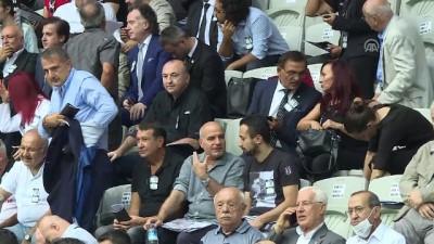 Beşiktaş'ta tüzük değişikliği kongresi - İSTANBUL