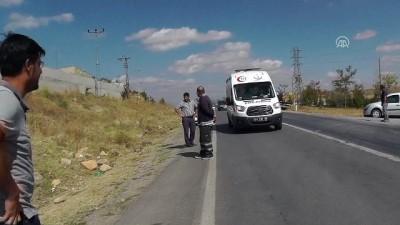 Beyşehir'de otomobil devrildi: 6 yaralı - KONYA