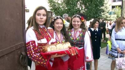 Bulgaristan Cumhurbaşkanı Yardımcısı Yotova Edirne'de