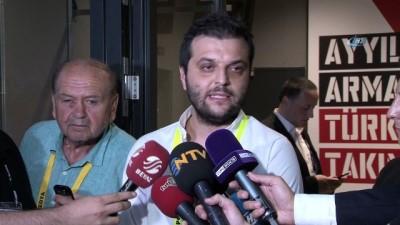 Candaş Tolga Işık: 'Hakemlerimizi rencide etmeyelim'