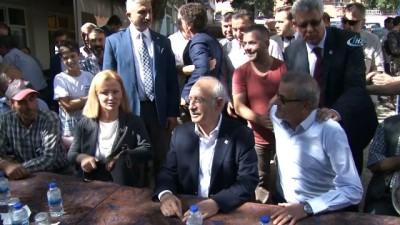 Chp Genel Başkanı Kemal Kılıçdaroğlu:' 11 Ağustos'ta 13 madde saydım. Bu 13 maddeyi ana ilke olarak belirlerseniz Türkiye krizden çıkar'