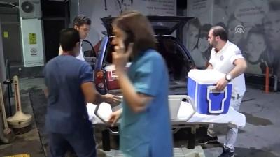 beyin kanamasi - Gurbetçi kadının organları üç hastaya umut oldu - ORDU