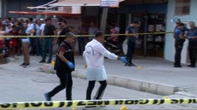 Kahvehanede torbacıların silahlı kavgası: 2 ölü 2 yaralı