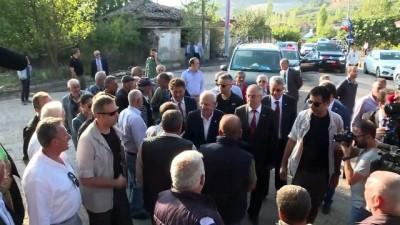 anit mezar - Kılıçdaroğlu'ndan Celal Bayar'ın mezarına ziyaret - BURSA