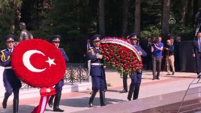 Türkiye Cumhurbaşkanı Erdoğan'ın Azerbaycan ziyareti - Detaylar - BAKÜ