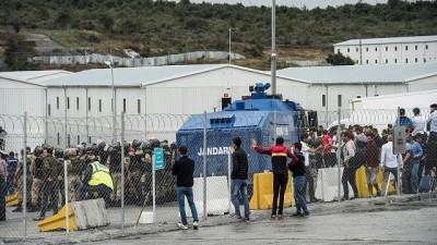 Üçüncü havalimanında yaklaşık 500 işçi gözaltında, eylemler devam edecek