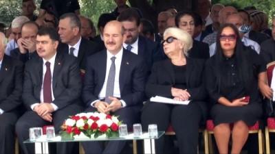 anit mezar -  Adnan Menderes idam edilişinin 57'inci yılında kabri başında dualarla anıldı