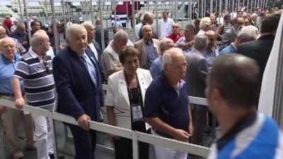 Beşiktaş'ta olağanüstü seçimli genel kurul başladı - İSTANBUL