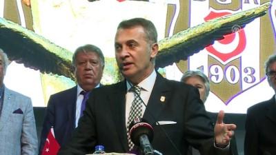 Fikret Orman yeniden başkan seçildi - İSTANBUL