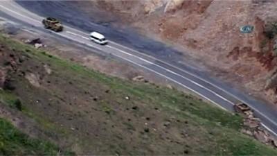 Hakkari'de 1'i kadın 2 PKK'lı öldürüldü