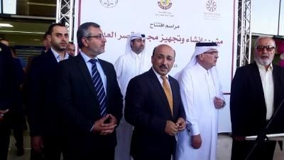 Katar'ın finanse ettiği Adalet Sarayı açıldı - GAZZE