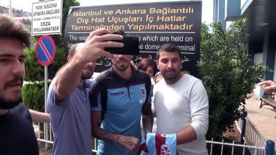 Trabzonspor Alanya'ya gitti - TRABZON