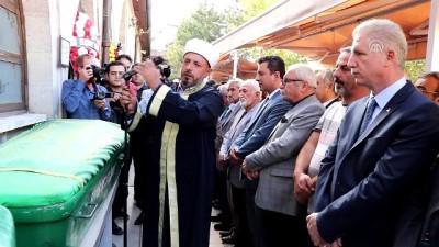 cenaze - Ali öğretmen ders zilinin çaldığı gün toprağa verildi - SİVAS
