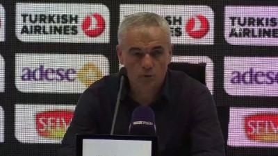 Atiker Konyaspor - Fenerbahçe maçının ardından - Rıza Çalımbay - KONYA