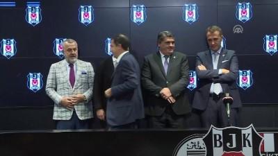 Beşiktaş'ta mazbata töreni yapıldı - İSTANBUL