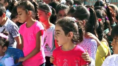 Güneydoğu'da ilk ders zili heyecanı - ŞIRNAK