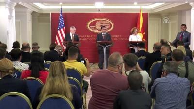 Mattis: 'Rusya, Makedonya'daki referandumu engellemeye çalışıyor' - ÜSKÜP