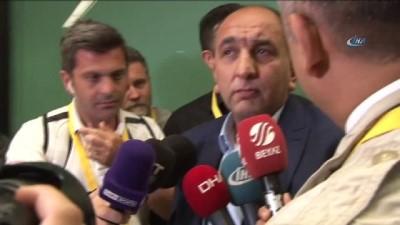 Semih Özsoy: 'Biz bazı vaatlerle geldik'