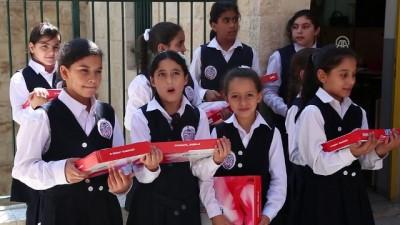 TİKA'dan Kudüs'teki Filistinli öğrencilere tablet dağıtımı - KUDÜS