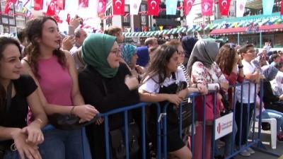 Ümraniye'de mantı festivaline yoğun ilgi