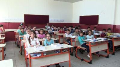 Yeni eğitim öğretim yılı - Geçici Barınma Merkezi- KAHRAMANMARAŞ