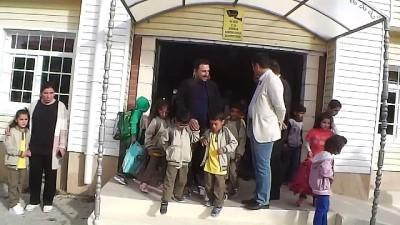 Yozgatlı beşizlerin ilkokul heyecanı