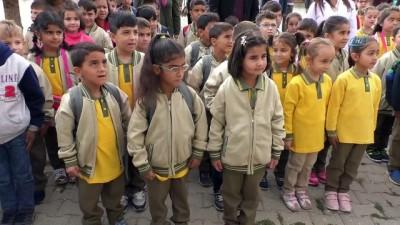 Yozgatlı beşizlerin okul heyecanı