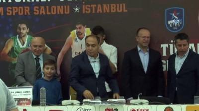 12. TÜBAD Mehmet Baturalp Basketbol Turnuvası başlıyor