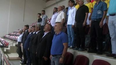 forma - Amatör spor kulüplerine malzeme desteği - MUŞ