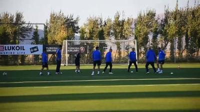 forma - Atiker Konyaspor'da Kayserispor maçı hazırlıkları - KONYA