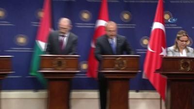 Bakan Çavuşoğlu: 'New York'ta ortak toplantı düzenleyeceğiz'