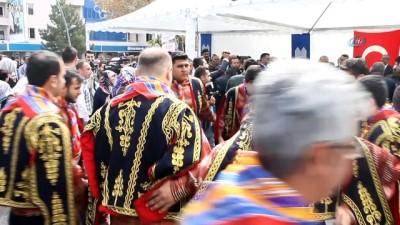 Bakan Soylu'ya cübbe giydirilerek kuşak bağlandı