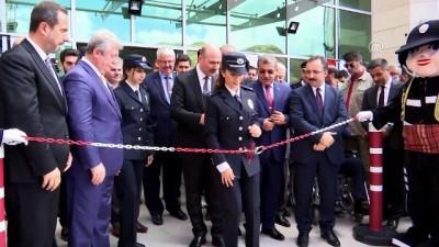 Çankırı İl Emniyet Müdürlüğü hizmet binası açılış töreni